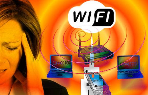 wi-fi radiation